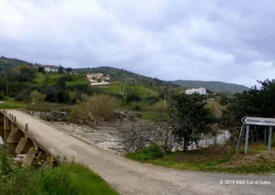 Brug rivier de Alportel, Varzeas do Vinagre