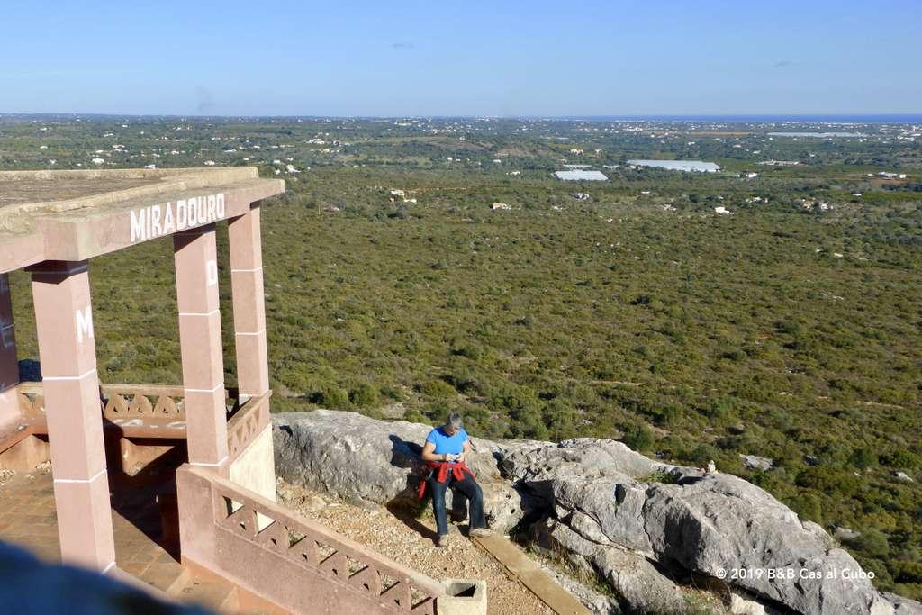 Miradouro de Cerro de Cabeça