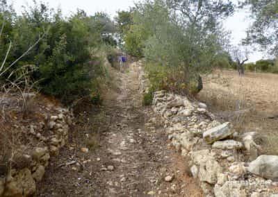 Wandelen over oude Romeinse paden Olhão OLH PR6