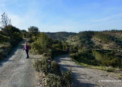 Wandelroute Feiteira (8 km), Tavira PR6