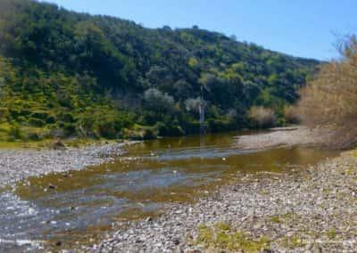 Wandeling CTM PR6 volgt de loop van de rivier