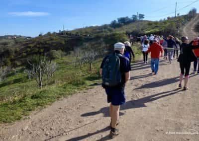 Op zondagmorgen organiseert Todos a Caminhar ! een wandeling in de natuur bij Porto Carvalhoso