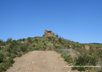 Tavira wandelroutes door de heuvels