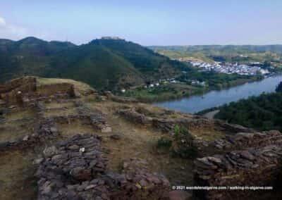 Alcoutim wandelroutes ALC PR3 - Guadiana rivier