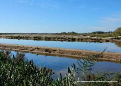 Caminho da Ria Formosa - Olhão Wandelroutes-Portugal