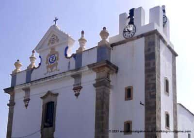 Olhão wandelroutes Portugal